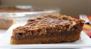 low carb thanksgiving pecan pie gluten free holistically