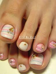 awesome toenail art designs for beginners jj21 nail toenail