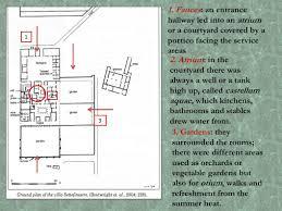 t he roman v illa pars rustica the rustic villas flourished