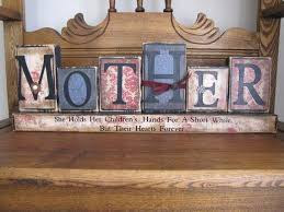 Wood Crafts For Christmas Gifts by 19 Best Mothers Day Images On Pinterest Wood Crafts Mother Day
