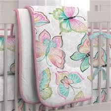 Bright Crib Bedding Bright Damask Butterflies Crib Bedding Carousel Designs
