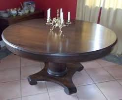antique mahogany pedestal table antique dining table ebay