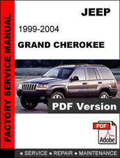 jeep cherokee repair manual ebay