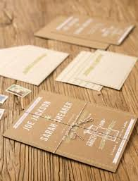 Rustic Invitations Sarah Joe U0027s Diy Rustic Screen Printed Wedding Invitations