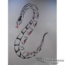 viper snake tattoo designs more information