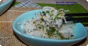 cuisiner radis blanc salade de radis blanc recette végétalienne