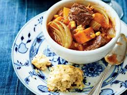 is there a difference between soup and stew southern living