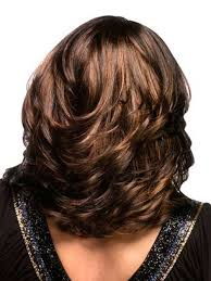 medium hair styles with layers back view 20 layered hairstyles for short hair the best short hairstyles