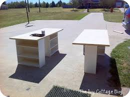 Scrapbooking Tables Desks Best 25 Craft Tables Ideas On Pinterest Craft Room Tables Diy