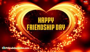 friendship heart happy friendship day with heart friendsquotation