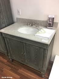 diy bathroom vanity top ideas cheapdiy bathroom vanity for