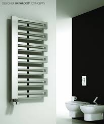 designer heated towel rails for bathrooms at great 1000 images