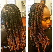 hairstyles for locs for women two strand twist locs black women natural hairstyles locs