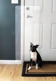 Cutting Wood Flooring Around Door Frame Amazon Com The Original Clawguard The Ultimate Door Scratch