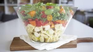 cuisine salade salade potluck cuisine futée parents pressés