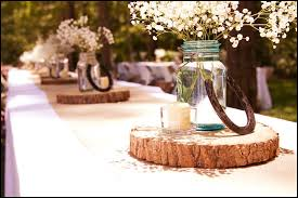 Country Centerpiece Ideas by Country Wedding Centerpiece Ideas