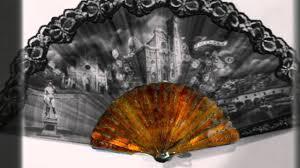 black lace fan the black lace fan my gave me