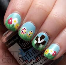Easter Nail Designs 29 Cross Nail Art Designs Ideas Design Trends Premium Psd Cross