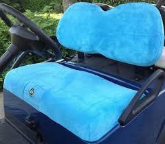 cart logic golf cart seat covers rounded back cc p
