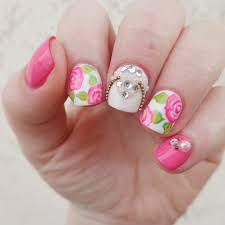 27 rose nail art designs ideas design trends premium psd