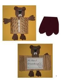 45 groundhog images preschool groundhog