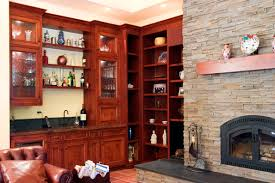 woodtech cabinet specialists living and dining room cabinets