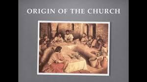 origin of the church