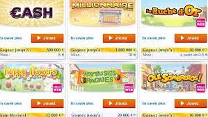 si e fran ise des jeux la française des jeux parie sur le grattage sur smartphone