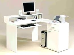 Corner Ikea Desk White Desk Small White Desk Small Corner With Hutch Gloss Drawers
