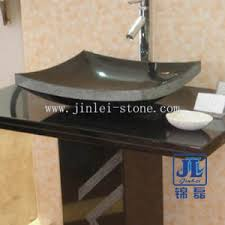 Stone Bathroom Vanities China Black Stone Bathroom Vanity Sink China Stone Sink Stone Basin