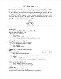 Resume Present Tense Expert Tips On Resume Principles Utech Edu Jm Resume Principles