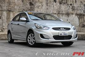 hyundai accent base model review 2014 hyundai accent crdi sedan carguide ph philippine