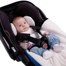 cale bebe siege auto couverture chancelière universelle pour poussette ou siège auto bleu