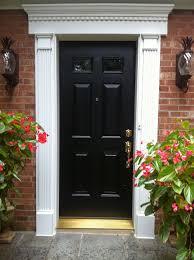 Plastic Exterior Doors Wooden Outdoor Door Home Design Ideas And Pictures