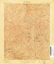Virginia State Map Virginia Historical Topographic Maps Perry Castañeda Map