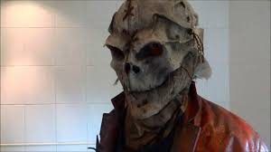 scarecrow mask high quality scarecrow mask