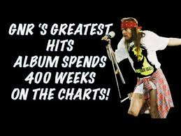 400 photo album guns n roses news greatest hits album spends 400 weeks on