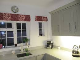 kitchen beautiful roman kitchen window blind over the sink