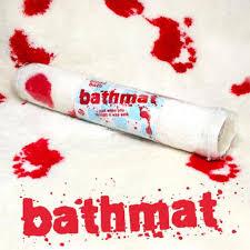 Blood Shower Curtain For U0027psycho U0027 And Slasher Horror Film Freaks 1 Design Per Day