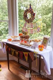 thanksgiving table ideas fun family