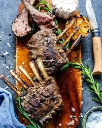 reverse seared rack of lamb primal gourmet
