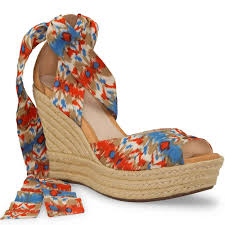 ugg sale sandals ugg lucianna silk tie wedges ugg australia home and shoes