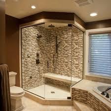 glass bathroom tiles ideas walk in shower ideas for small bathrooms goldenrod futuristic