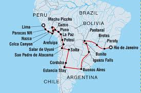 map usa lonely planet lima to peru tours intrepid travel us