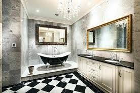 bathroom crystal light fixtures small crystal chandelier for bathroom bathroom safe chandeliers