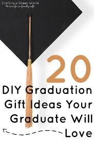 gift ideas for graduation 20 diy graduation gift ideas your graduate will crafting a