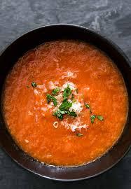 Italian Soup by Tomato And Bread Soup Pappa Al Pomodoro Recipe Simplyrecipes Com