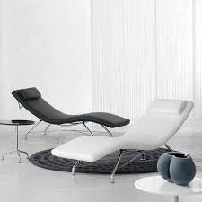 lounge chair for living room sense lounge chair black and white