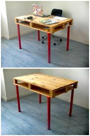 Diy Reclaimed Wood Desk Diy Desk Plans Top 44 Diy Desk Ideas You Can Make Easily Diy