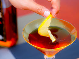 how to make a manhattan drink cocktails how to articles from wikihow